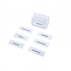 Etichete Europa