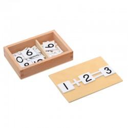 Cutia cu numere pt aritmetica