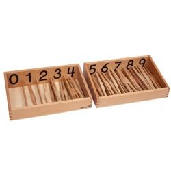 Cutie cu fuse pentru numarat