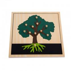 Puzzle copac